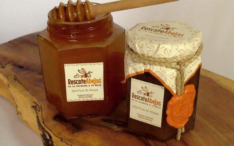 Miel en diferentes formatos